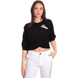 Υφασμάτινα Γυναίκα Μπλούζες Denny Rose 811DD50011 Μαύρος