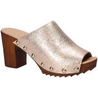 Παπούτσια Γυναίκα Τσόκαρα Keys 5868 Ροζ