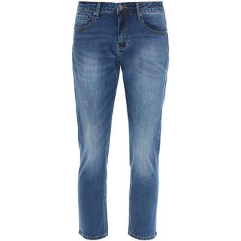 Υφασμάτινα Γυναίκα Skinny Τζιν  Gaudi 811BD26002 Μπλε