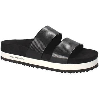 Παπούτσια Γυναίκα Τσόκαρα Fornarina PE18SA2913 Μαύρος