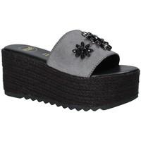 Παπούτσια Γυναίκα Τσόκαρα Exé Shoes G47008347A13 Μαύρος