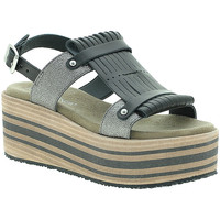 Παπούτσια Γυναίκα Σανδάλια / Πέδιλα Pregunta IBH15804 Μαύρος