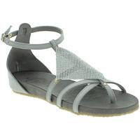Παπούτσια Γυναίκα Σανδάλια / Πέδιλα 18+ 6108 Γκρί