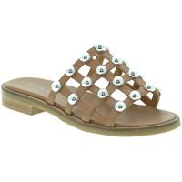 Παπούτσια Γυναίκα Τσόκαρα Mally 6141 καφέ