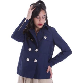 Υφασμάτινα Γυναίκα Σακάκι / Blazers Gaudi 011BD35013 Μπλε