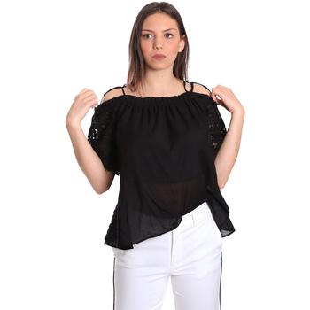 Υφασμάτινα Γυναίκα Μπλούζες Gaudi 811FD45011 Μαύρος