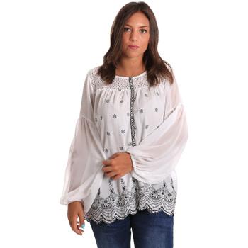 Υφασμάτινα Γυναίκα Μπλούζες Smash S1887419 λευκό