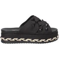 Παπούτσια Γυναίκα Τσόκαρα Exé Shoes G41006307001 Μαύρος