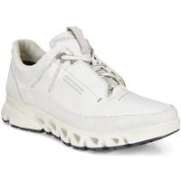 Παπούτσια Γυναίκα Χαμηλά Sneakers Ecco 88012301007 λευκό