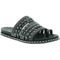 Παπούτσια Γυναίκα Σανδάλια / Πέδιλα 18+ 6135 Μαύρος