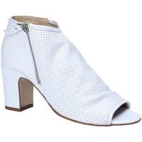 Παπούτσια Γυναίκα Σανδάλια / Πέδιλα Keys 5614 λευκό