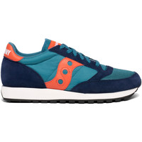 Παπούτσια Άνδρας Χαμηλά Sneakers Saucony S70368 Μπλε