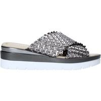 Παπούτσια Γυναίκα Τσόκαρα Valleverde 32140 Ασήμι