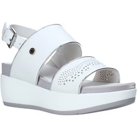 Παπούτσια Γυναίκα Σανδάλια / Πέδιλα Lumberjack SW27006 010 B56 λευκό
