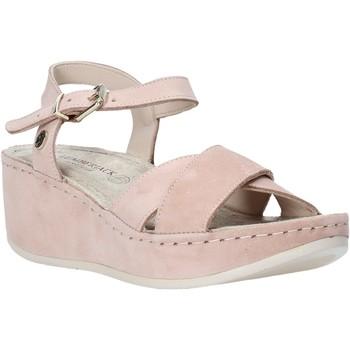 Παπούτσια Γυναίκα Σανδάλια / Πέδιλα Lumberjack SW83606 001 D01 Ροζ