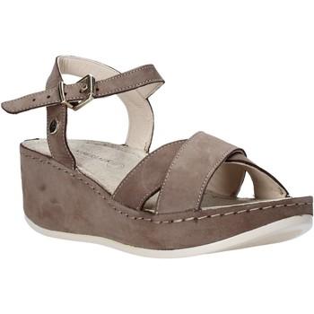 Παπούτσια Γυναίκα Σανδάλια / Πέδιλα Lumberjack SW83606 001 D01 καφέ
