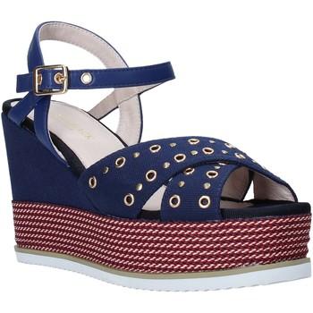 Παπούτσια Γυναίκα Σανδάλια / Πέδιλα Lumberjack SW83106 002 M17 Μπλε