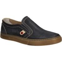 Παπούτσια Άνδρας Slip on Café Noir QT121 Μπλε