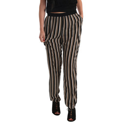Υφασμάτινα Γυναίκα Παντελόνες / σαλβάρια Gaudi 73FD25202 Μαύρος
