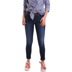 Υφασμάτινα Γυναίκα Skinny jeans Fornarina BE171L48D867VR Μπλε