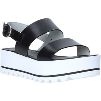 Παπούτσια Γυναίκα Σανδάλια / Πέδιλα Nero Giardini E012580D Μαύρος