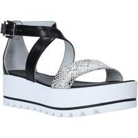 Παπούτσια Γυναίκα Σανδάλια / Πέδιλα NeroGiardini E012583D Μαύρος