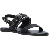 Παπούτσια Γυναίκα Σανδάλια / Πέδιλα Replay GWF98 251 C0004S Μαύρος
