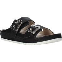 Παπούτσια Γυναίκα Τσόκαρα Lumberjack SW83506 001 B01 Μαύρος