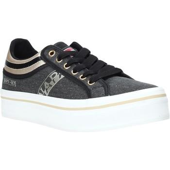 Παπούτσια Γυναίκα Χαμηλά Sneakers Napapijri NA4ESX Μαύρος
