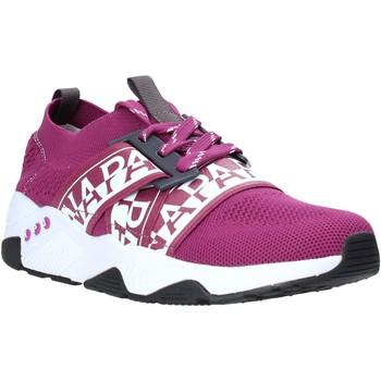 Παπούτσια Γυναίκα Χαμηλά Sneakers Napapijri NA4ET7 Βιολέτα