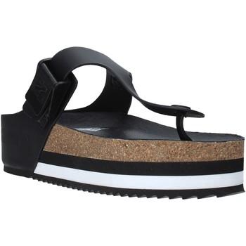Παπούτσια Γυναίκα Σαγιονάρες Napapijri NA4ESD Μαύρος