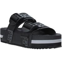 Παπούτσια Γυναίκα Τσόκαρα Napapijri NA4ESE Μαύρος
