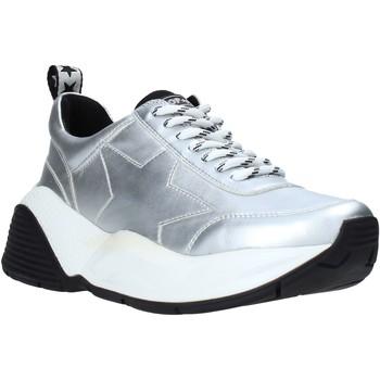 Παπούτσια Γυναίκα Χαμηλά Sneakers Shop Art SA020040 Ασήμι