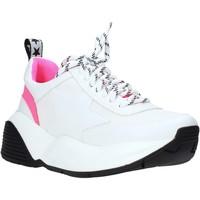 Παπούτσια Γυναίκα Χαμηλά Sneakers Shop Art SA020041 λευκό