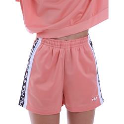 Υφασμάτινα Γυναίκα Σόρτς / Βερμούδες Fila 687689 Ροζ