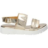 Παπούτσια Κορίτσι Σανδάλια / Πέδιλα Silvian Heach SH-S18-S28 Κίτρινος