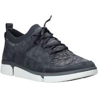 Παπούτσια Άνδρας Χαμηλά Sneakers Clarks 26142075 Μπλε