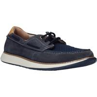 Παπούτσια Άνδρας Boat shoes Clarks 26140957 Μπλε