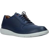 Παπούτσια Άνδρας Derby Clarks 26136812 Μπλε