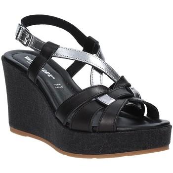 Παπούτσια Γυναίκα Σανδάλια / Πέδιλα Valleverde 32404 Μαύρος