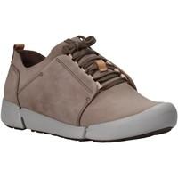 Παπούτσια Γυναίκα Χαμηλά Sneakers Clarks 26128216 Γκρί