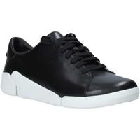 Παπούτσια Γυναίκα Χαμηλά Sneakers Clarks 26146821 Μαύρος