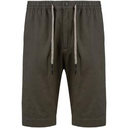 Υφασμάτινα Άνδρας Μαγιώ / shorts για την παραλία Antony Morato MMSH00155 FA900121 Πράσινος