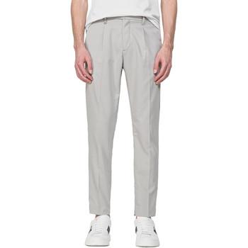 Υφασμάτινα Άνδρας Παντελόνια Chino/Carrot Antony Morato MMTR00529 FA600180 Γκρί