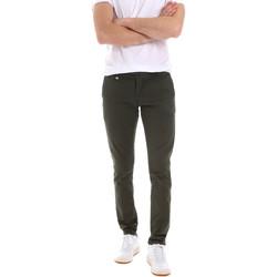 Υφασμάτινα Άνδρας Παντελόνια Chino/Carrot Antony Morato MMTR00496 FA800129 Πράσινος