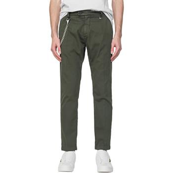 Υφασμάτινα Άνδρας Παντελόνια Chino/Carrot Antony Morato MMTR00526 FA850228 Πράσινος