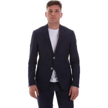 Υφασμάτινα Άνδρας Σακάκι / Blazers Sseinse GAE569SS Μπλε