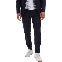Υφασμάτινα Άνδρας Παντελόνια κοστουμιού Sseinse PCE580SS Μπλε