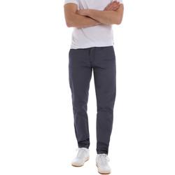 Υφασμάτινα Άνδρας Παντελόνια Chino/Carrot Sseinse PSE569SS Μπλε