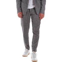 Υφασμάτινα Άνδρας Παντελόνια κοστουμιού Sseinse PSE587SS Μπλε